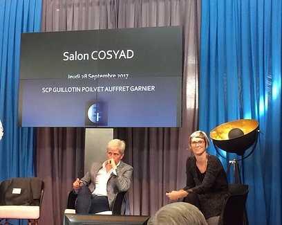 La SCP GUILLOTIN donne une conférence au salon de la copropriété le jeudi 28 septembre à Rennes 0